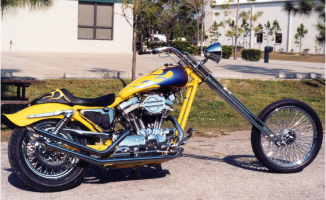 Portfolio Item - Horney's Custom Cycles, Inc.